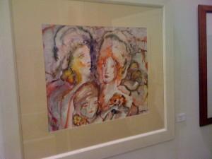 Mi pintura que espero se venda en ASPANOA